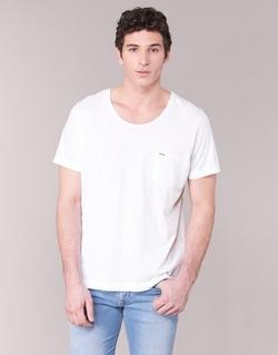 Abbigliamento Uomo T-shirt maniche corte Diesel T KRONOX Bianco