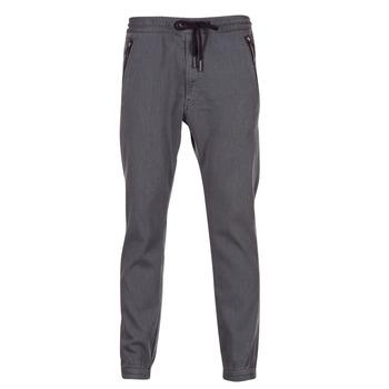 Abbigliamento Uomo Pantaloni 5 tasche Diesel P BLACK Grigio
