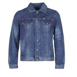 Abbigliamento Uomo Giacche in jeans Diesel NHILL Blu