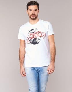 Abbigliamento Uomo T-shirt maniche corte Diesel T DIEGO NC Bianco