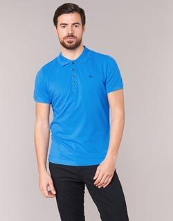 Abbigliamento Uomo Polo maniche corte Diesel T HEAL Blu