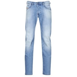 Abbigliamento Uomo Jeans dritti Diesel BELTHER Blu