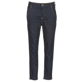 Abbigliamento Donna Jeans boyfriend Diesel FAYZA EVO Blu