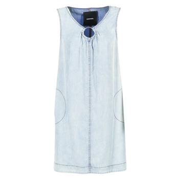 Abbigliamento Donna Abiti corti Diesel DE ISBEC Blu