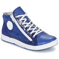 Scarpe Donna Sneakers alte Pataugas JANE/BB F2C Blu