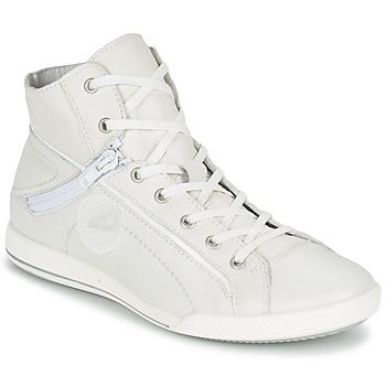 Scarpe Donna Sneakers alte Pataugas PAZ/N F2C Bianco