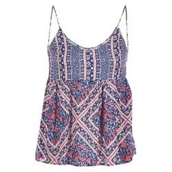 Abbigliamento Donna Top / Blusa Pepe jeans MERY Blu / Rosa