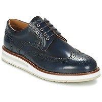 Scarpe Uomo Derby Barleycorn AIR BROGUE Blu