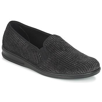 Scarpe Uomo Pantofole Romika PRESIDENT 122 Nero