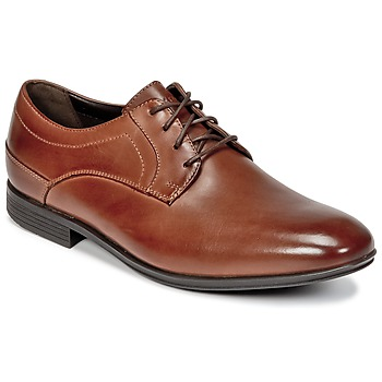 Scarpe Uomo Derby Rockport SC PLAIN TOE Marrone