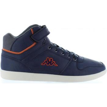 Scarpe Bambino Sneakers alte Kappa 303JS30 USSEL Azul
