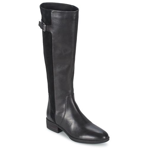 Sam Edelman PATTON Black Scarpe Stivali Donna 188,80