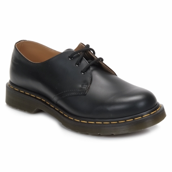 Scarpe Derby Dr Martens 1461 SMOOTH Nero