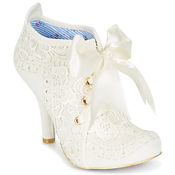 Scarpe Donna Tronchetti Irregular Choice ABIGAIL'S THIRD PARTY Crema