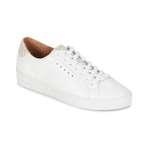 023c8d25bc Scarpe Donna Sneakers basse MICHAEL Michael Kors IRVING LACE UP Bianco