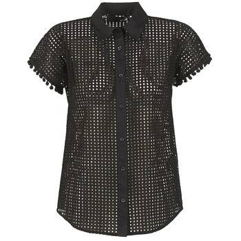 Abbigliamento Donna Camicie Love Moschino WCC0480 Nero