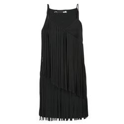 Abbigliamento Donna Abiti corti Love Moschino W595800 Nero