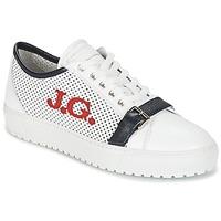 Scarpe Uomo Sneakers basse John Galliano 2477CA Bianco