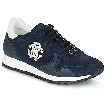 Scarpe Uomo Sneakers basse Roberto Cavalli 2058A Marine