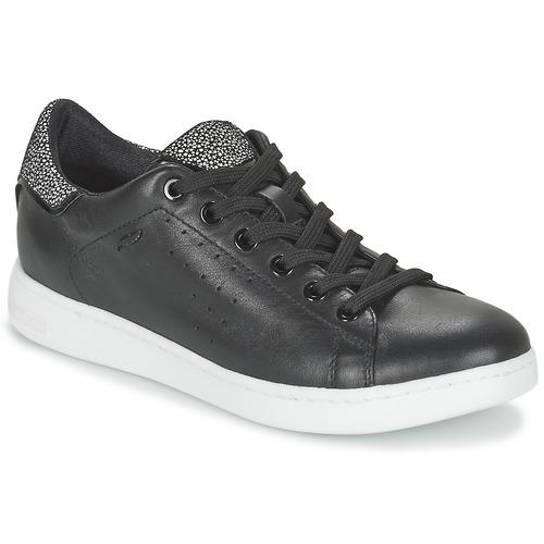 Geox JAYSEN A Nero  Scarpe scarpe da ginnastica basse Donna  Scarpe | Fashionable  | riduzione del prezzo  | Le vendite online  | Uomo/Donna Scarpa