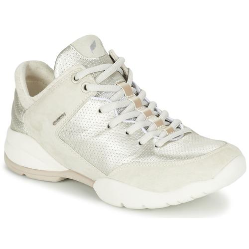 Geox SFINGE A Bianco Scarpe Sneakers basse Donna 112,00