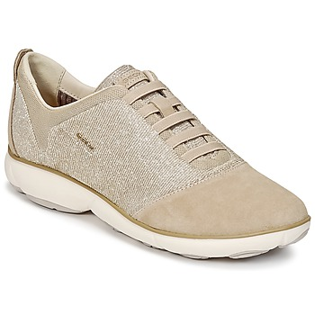 Scarpe Donna Sneakers basse Geox D NEBULA G TAUPE