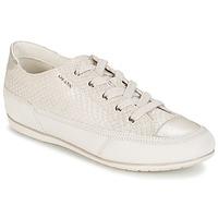Scarpe Donna Sneakers basse Geox NEW MOENA Bianco