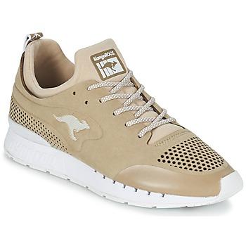 Scarpe Sneakers basse Kangaroos COIL 2.0 MONO Beige