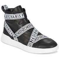 Scarpe Uomo Sneakers alte Kenzo CALVIN Nero