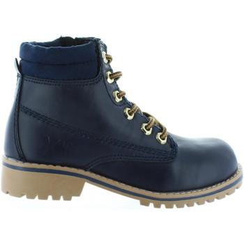 Scarpe Bambina Stivaletti Xti 53946 Azul