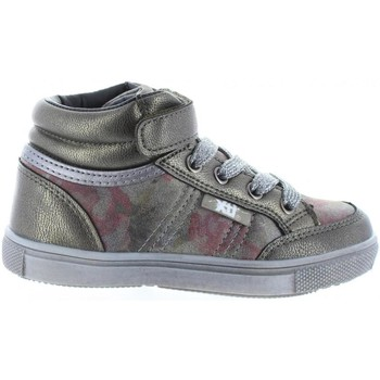 Scarpe Bambina Sneakers alte Xti 53791 Gris
