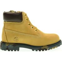 Scarpe Bambino Stivali Lumberjack junior boot SB00101-001 RIVER OCRE Rosa