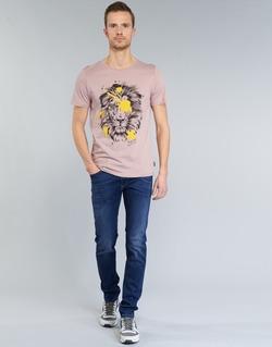Abbigliamento Uomo Jeans skynny Replay JONDRILL Blu / MEDIUM