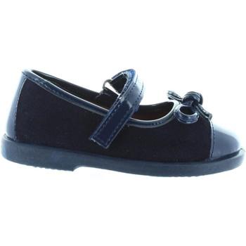Scarpe Bambina Ballerine Garatti PR0064 Azul