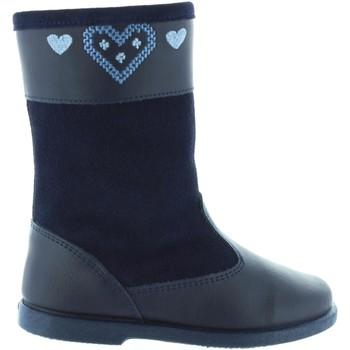 Scarpe Bambina Stivali Garatti AN0088 Azul