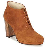 Scarpe Donna Stivaletti Betty London PANAY Camel