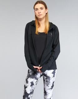 Abbigliamento Donna Felpe Puma TRANSITION JKT Nero