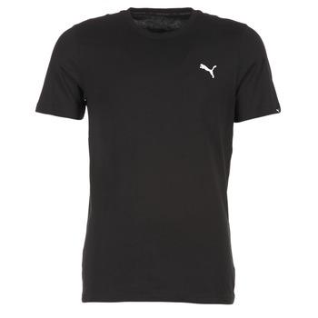 Abbigliamento Uomo T-shirt maniche corte Puma ESS TEE Nero