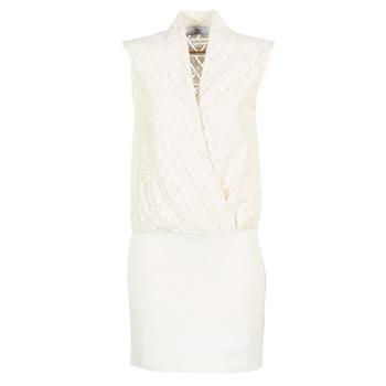 Abbigliamento Donna Abiti corti Le Temps des Cerises SHERY Bianco
