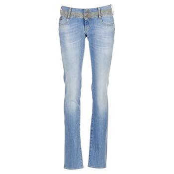 Abbigliamento Donna Jeans dritti Le Temps des Cerises 220 Blu / CLAIR