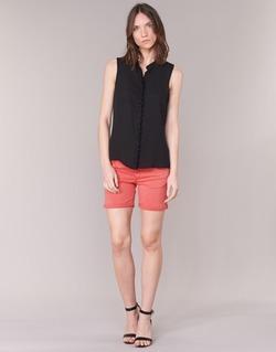 Abbigliamento Donna Shorts / Bermuda Le Temps des Cerises JANKA CORAIL