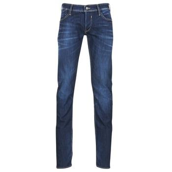 Abbigliamento Uomo Jeans dritti Le Temps des Cerises 711 Blu / SCURO