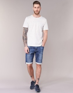 Abbigliamento Uomo Shorts / Bermuda Le Temps des Cerises JOGG SHORT Blu / MEDIUM