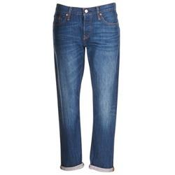 Abbigliamento Donna Jeans boyfriend Levi's 501 CT