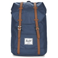 Borse Zaini Herschel RETREAT Marine / Marrone