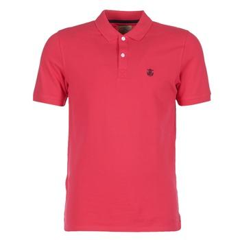 Abbigliamento Uomo Polo maniche corte Selected ARO Rosso