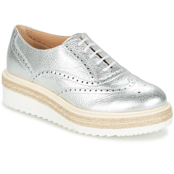 Scarpe Donna Derby Sweet Lemon UGOLI Argento