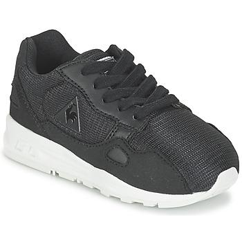 Scarpe Bambino Sneakers basse Le Coq Sportif LCS R900 INF MESH Nero