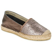 Scarpe Donna Espadrillas Betty London GERAMO Bronzo