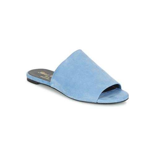 Scarpe Donna Ciabatte Robert Clergerie GIGY Blu
